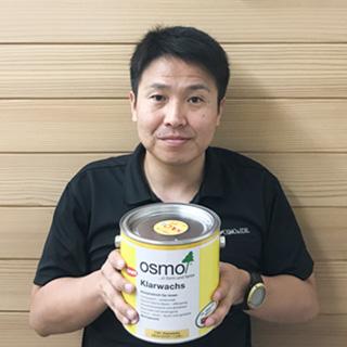 オスモ&エーデル株式会社|大平 真吾