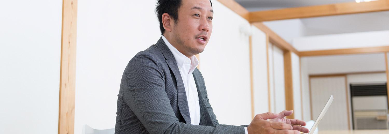 株式会社ダンドリワークスCEO 加賀爪宏介