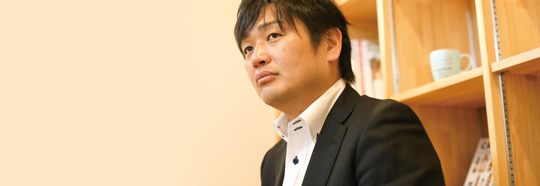 名古屋建物株式会社代表取締役 上田賢一